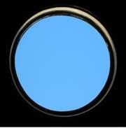 Sky Blue Circle